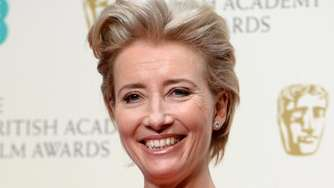 Emma Thompson mit Redford in