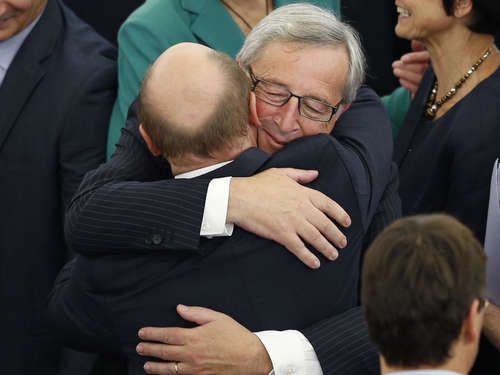 Juncker kündigt Investitionen an