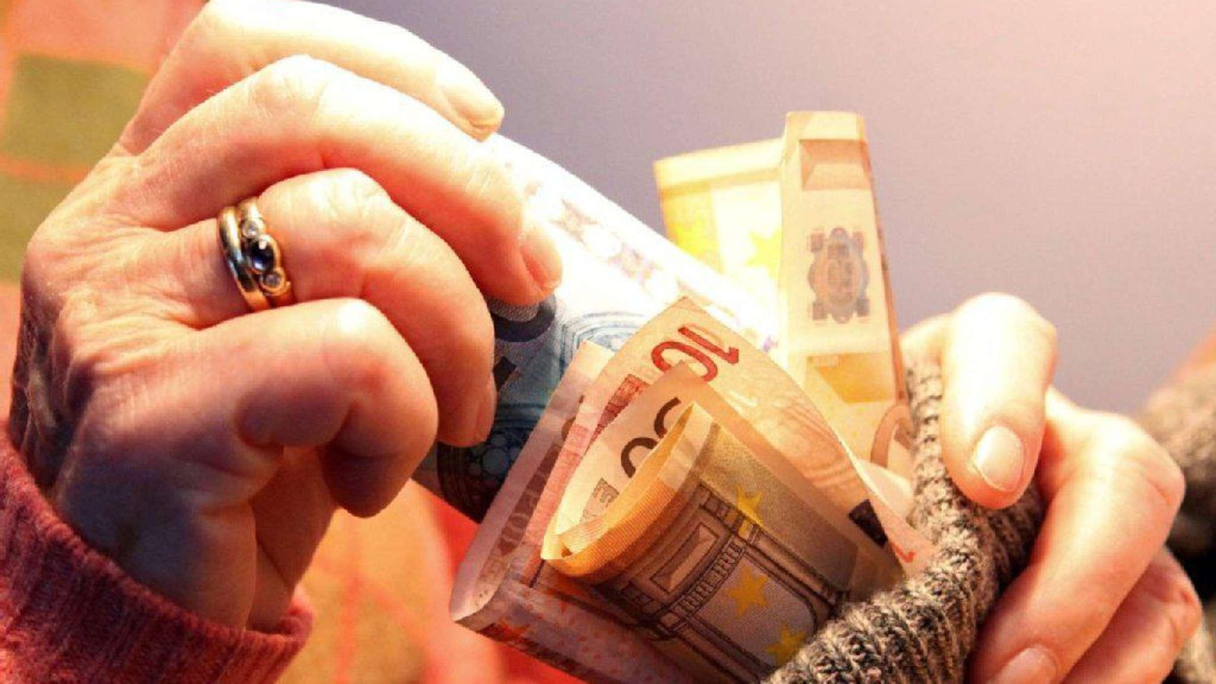 Wo kann man sein geld gut verstecken