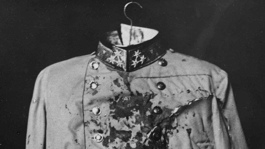Franz Ferdinand, famos | Politik