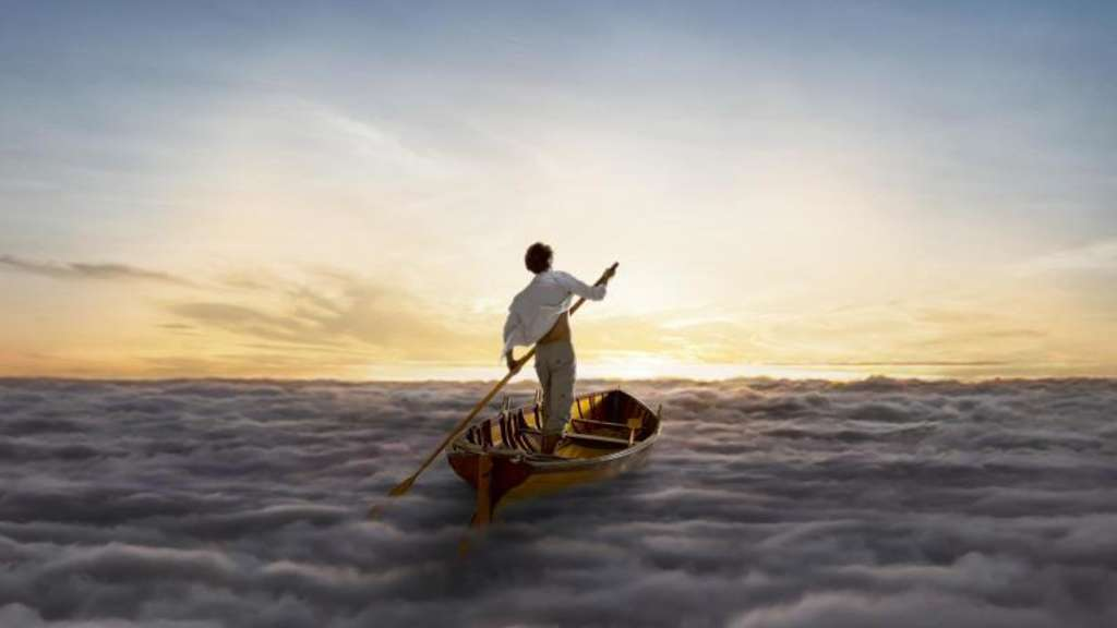 "Wohin geht die Reise? Das Cover von ""The Endless River"". Foto: Parlophone/Warner Music Entertainment"