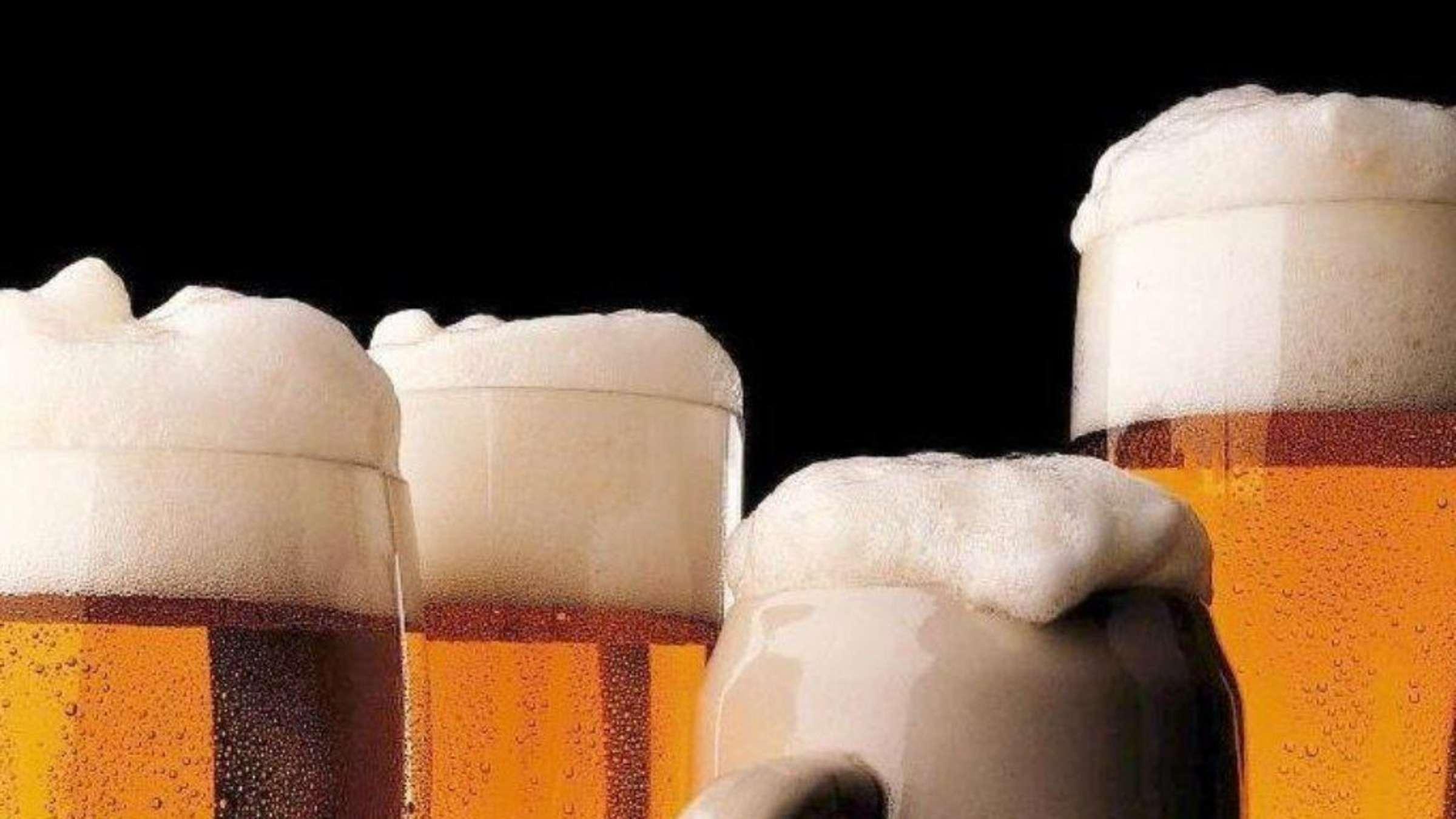 ein glas bier kalorien