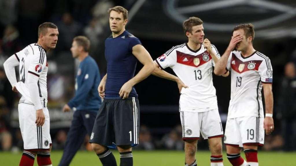 Em Quali Deutschland Nie Schlechter Nach Drei Spielen