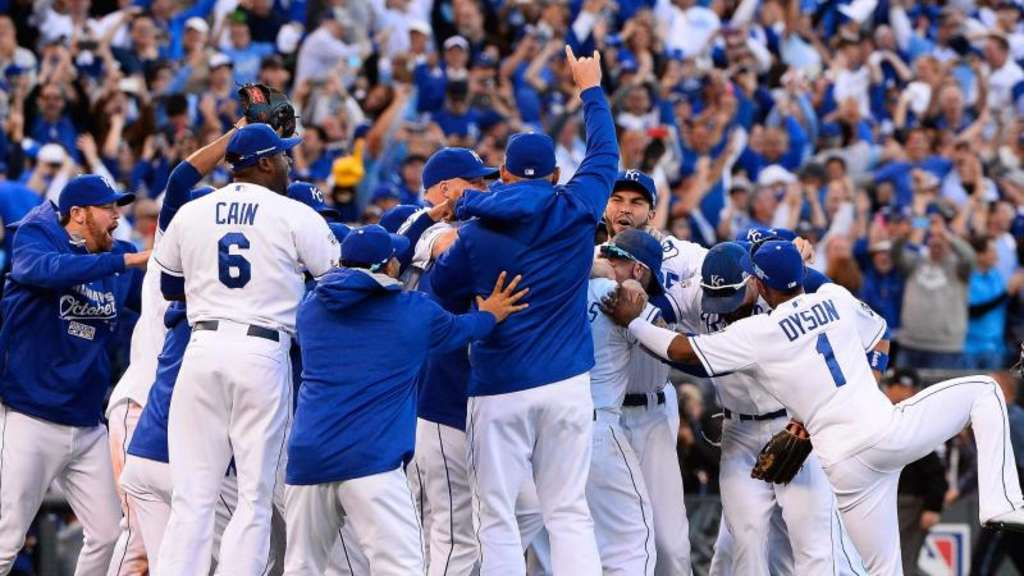 Kansas City Royals hoffen auf World-Series-Coup
