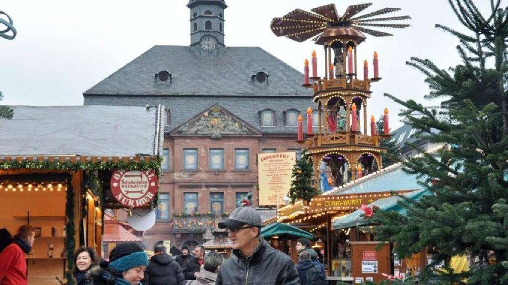 Weihnachtsmarkt Hanau.Menschenrechte Und Suppenbrot Main Kinzig Kreis