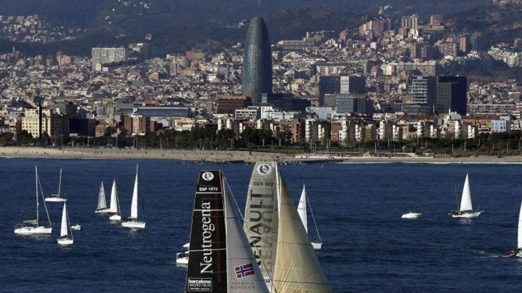 Riechers: Gelungener Start ins Barcelona World Race