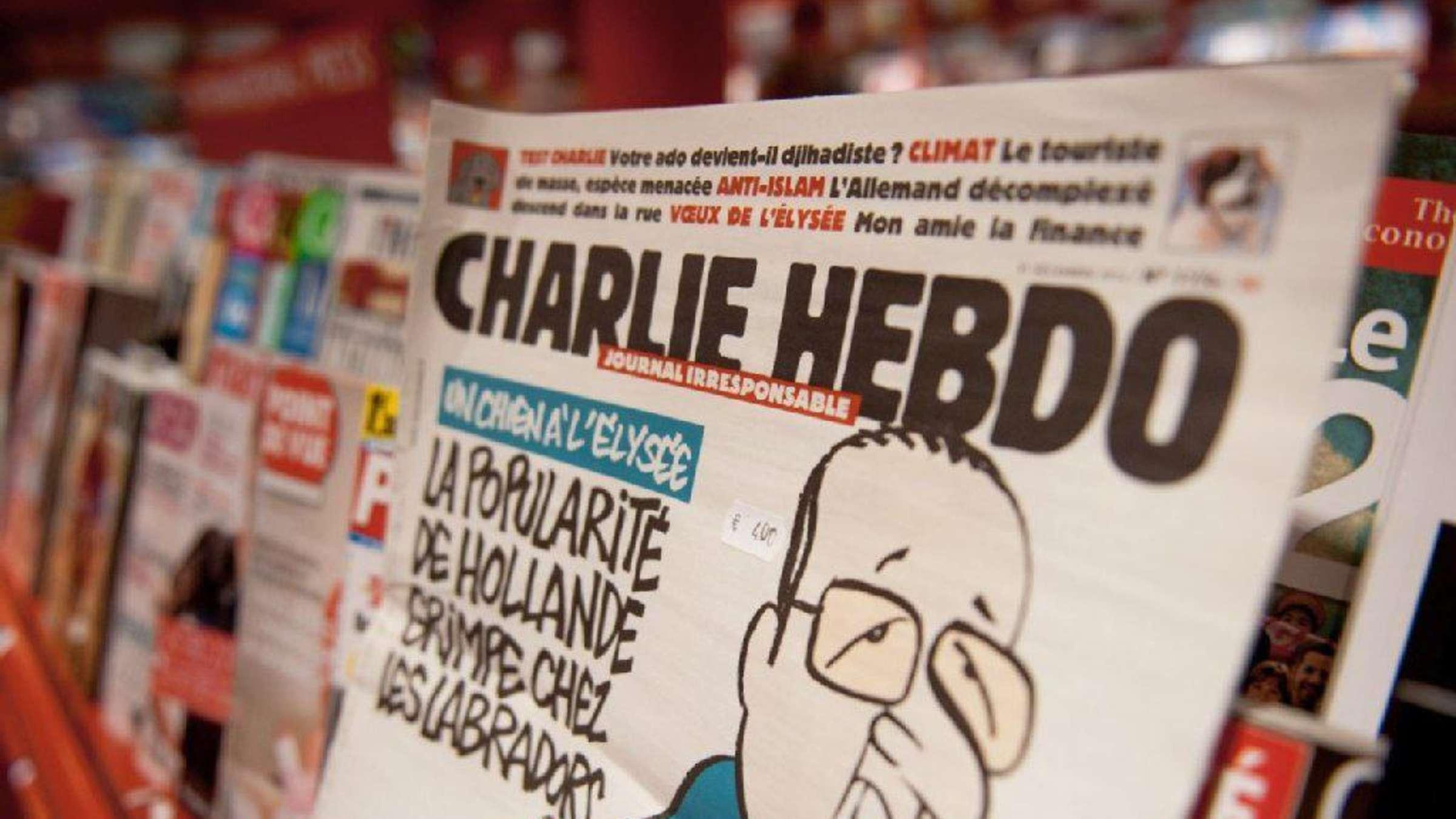 Die Presse Zum Anschlag Auf Charlie Hebdo Politik