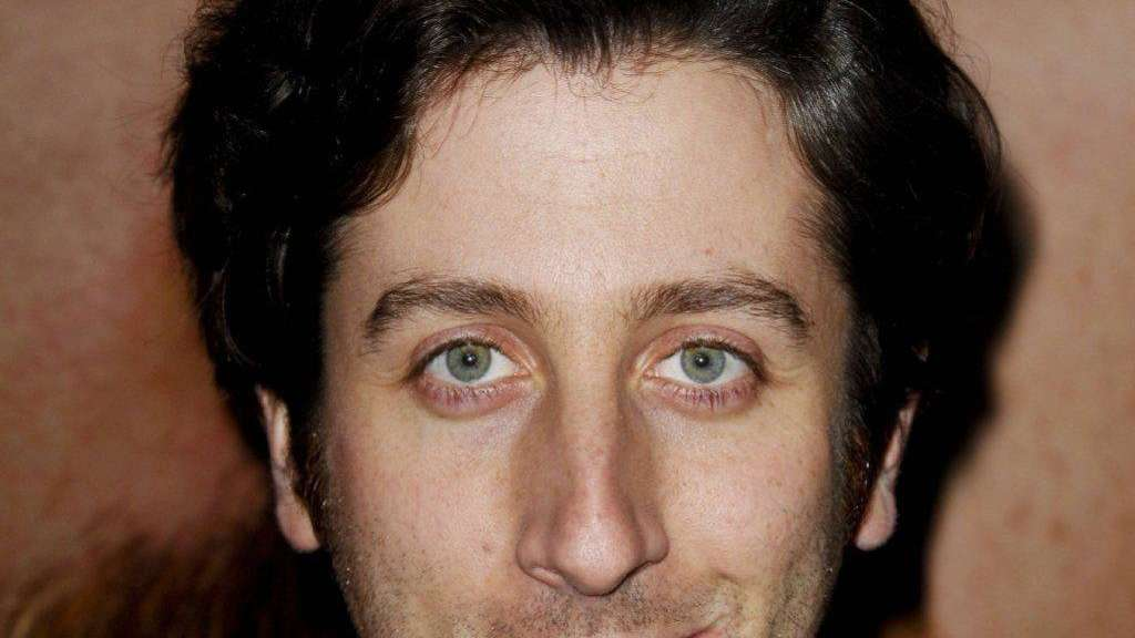 US-Schauspieler Simon Helberg alias Howard Wolowitz