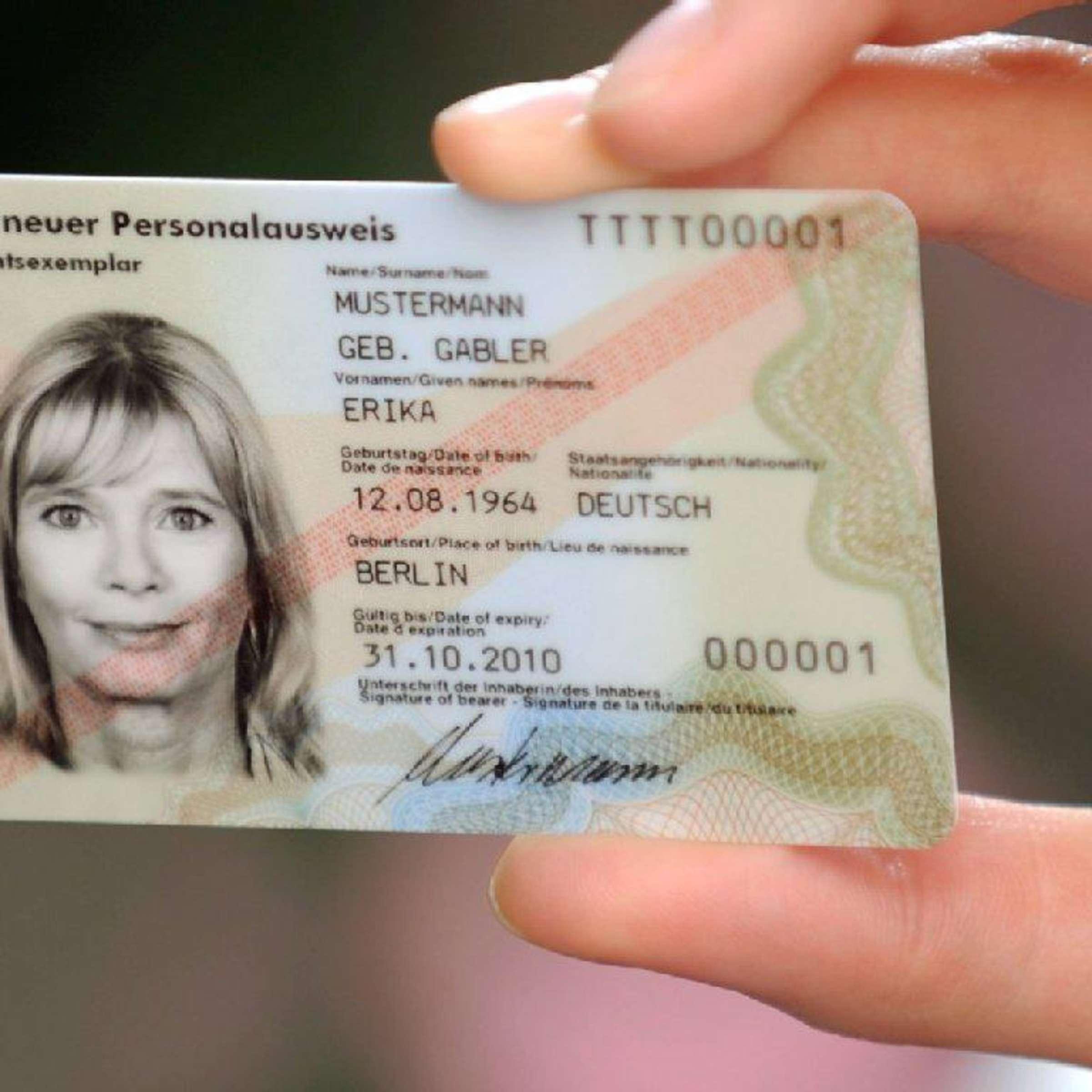 Pass Verloren So Konnen Sie Sich Noch Ausweisen Geld