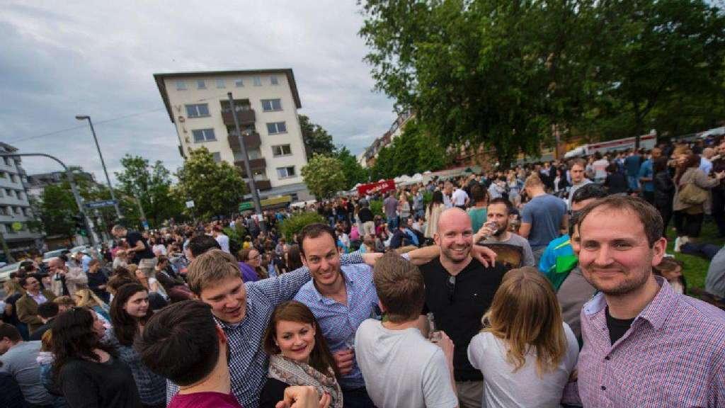Ü40 party südbahnhof frankfurt