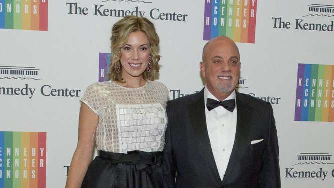 Billy Joel heiratet zum vierten Mal