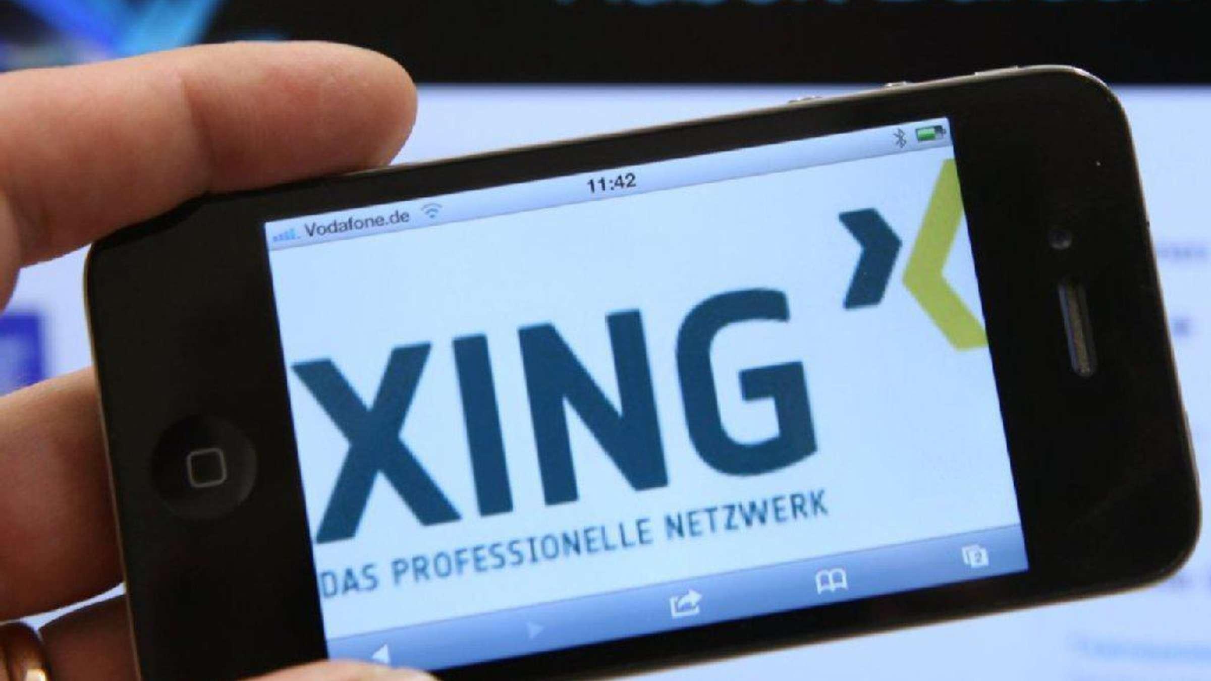 Acht Fehler Die Man Bei Xing Und Linkedin Vermeiden Muss