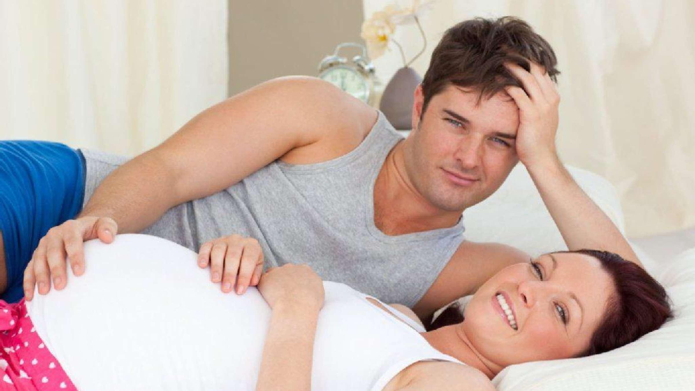 Kann man sex haben wenn man schwanger ist