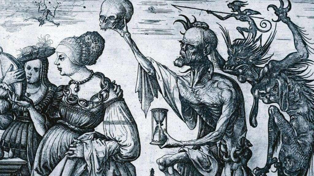 Teufelsengel und Tod