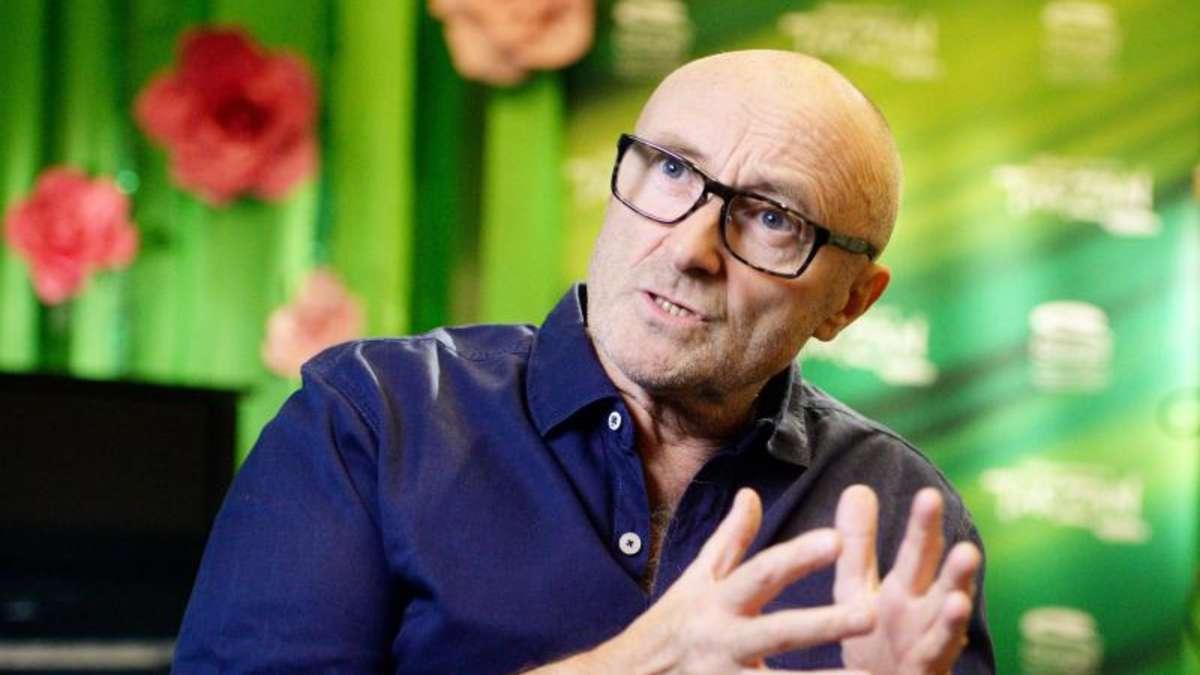 Phil Collins über den Overkill seiner Songs | Musik