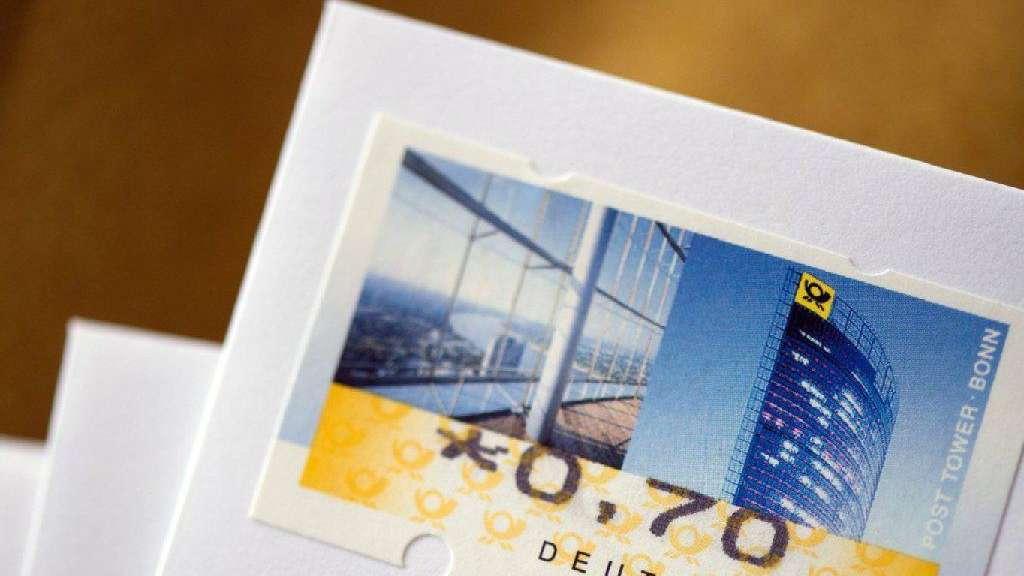 Brief Porto Steigt Auf 70 Cent Wirtschaft