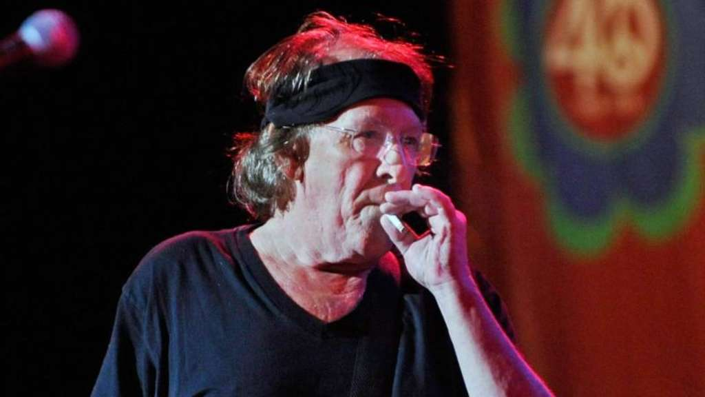 Jefferson Airplane: Gitarrist Paul Kantner gestorben
