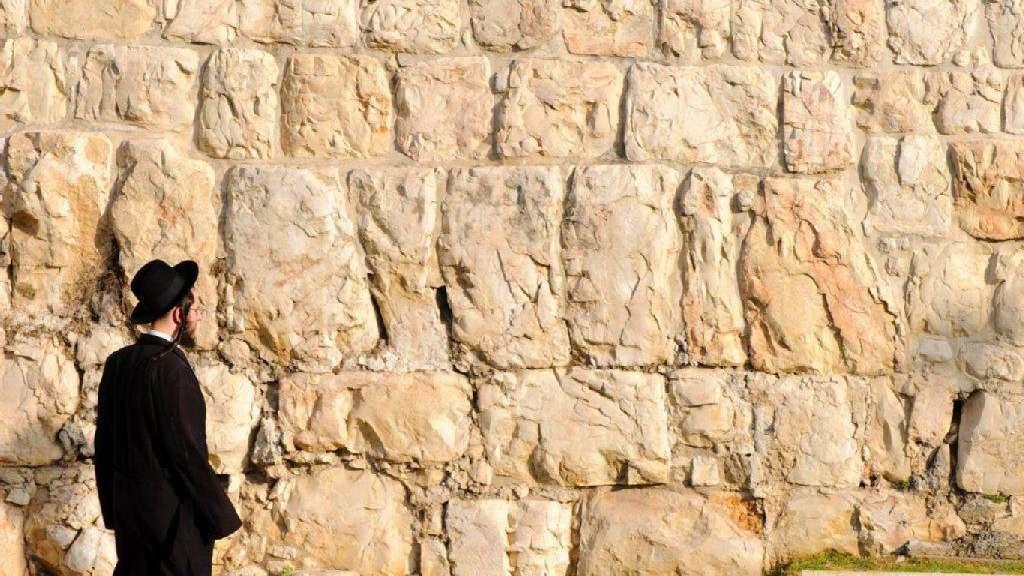 Ein geschiedener jüdischer Mann