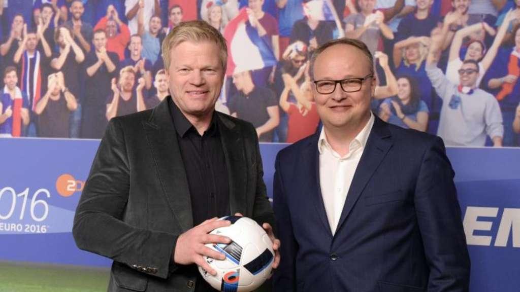 Tv Berichte Von Der Em Vorfreude Schlagt Die Angst Fussball