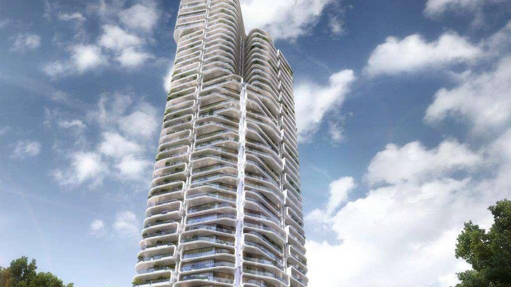 Ein Turm Fur Reiche Wohnen In Frankfurt