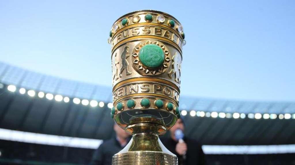 Hintergrund Die Endspiele Im Dfb Pokal Seit 1935 Fussball