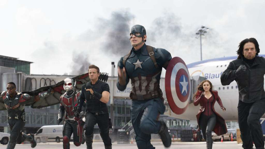 """The First Avenger: Civil War"": Spätkapitalistische Träumereien"