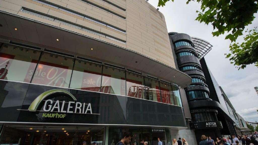 3744be9599d560 Sport-Arena wird zum Designer-Outlet