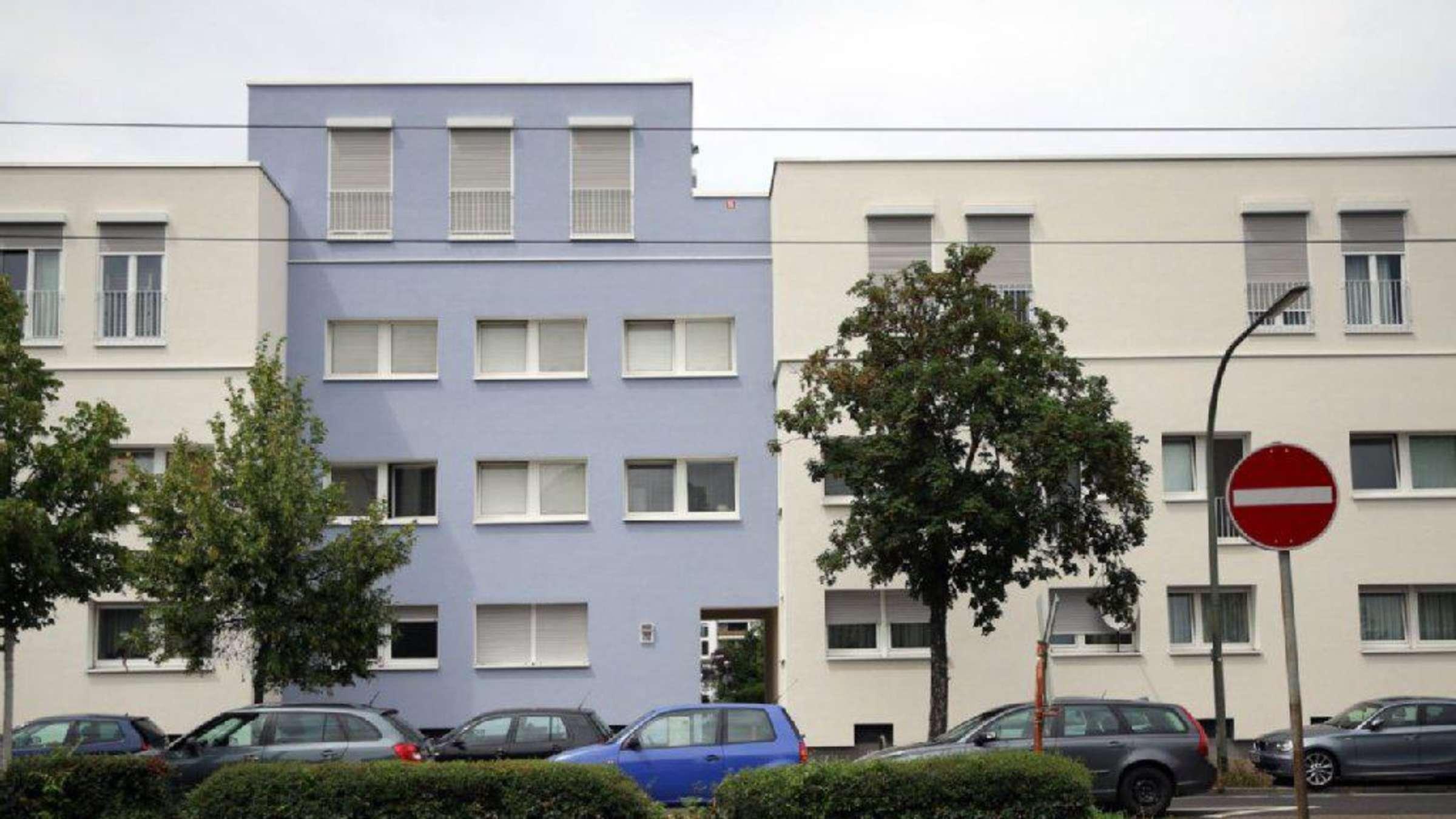 Vonovia Will Kraftig Nachverdichten Frankfurt