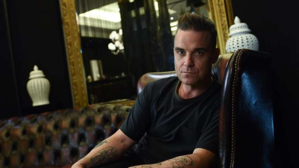 "Robbie Williams gibt ""Geheimkonzert"" in Hamburg"