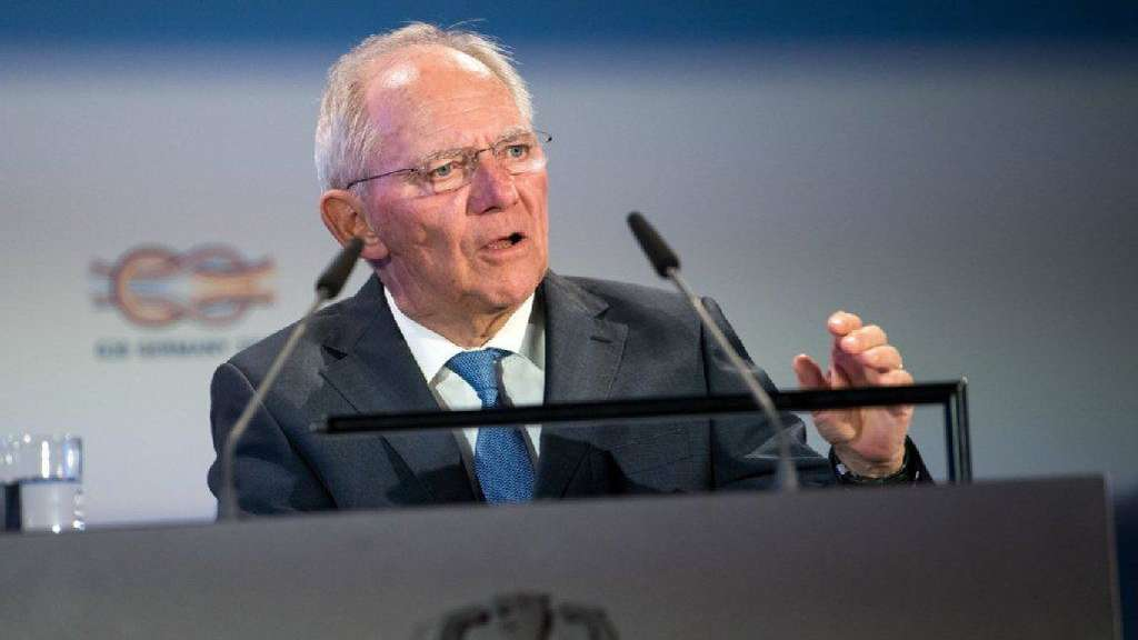 Schäuble warnt vor Nationalismus