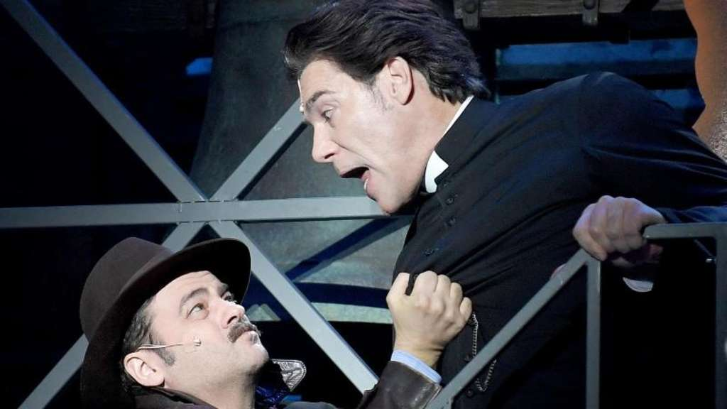 """Don Camillo und Peppone"" streiten in Wien - Neues Musical"