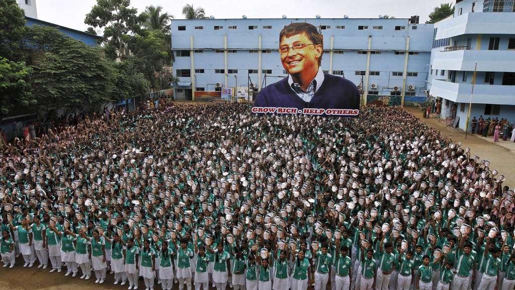 Bill & Melinda Gates-Stiftung – Die Privatisierung der Weltrettung