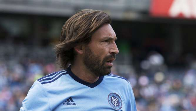 Pirlo und Co. - Die Stars der Major League Soccer