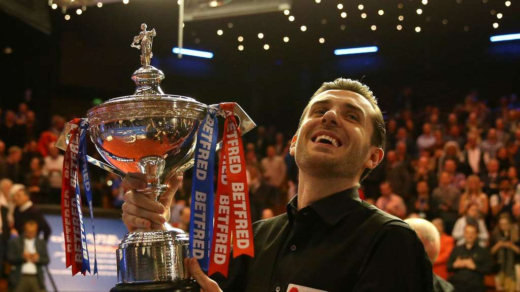 Mark Selby erneut Weltmeister