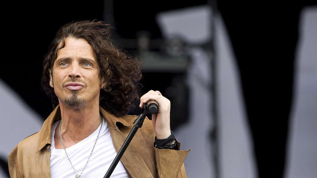 Rock-Legende Chris Cornell tot
