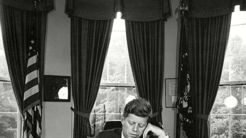 Wie Jackie Den Mythos Kennedy Pflegte Panorama