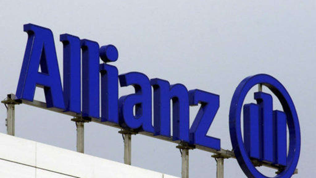 Allianz im Plus.