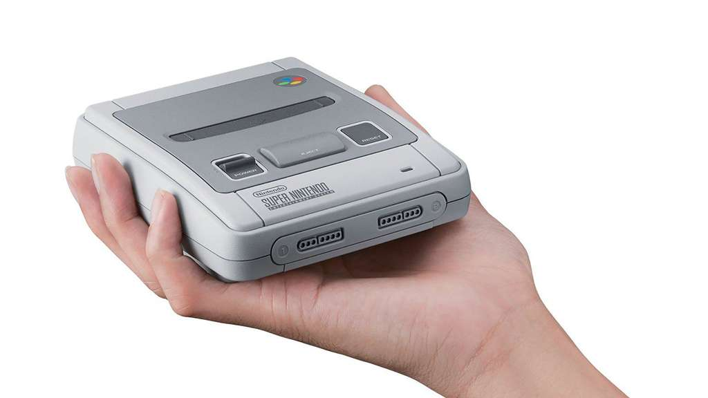 Nintendo bringt im September Mini-Version des Super-NES
