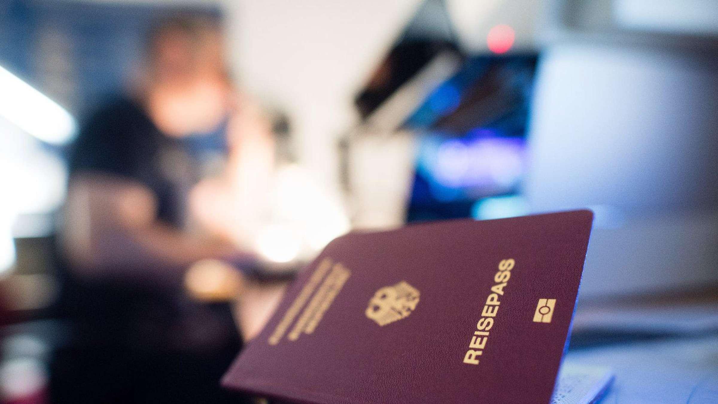 Vorläufiger reisepass kosten