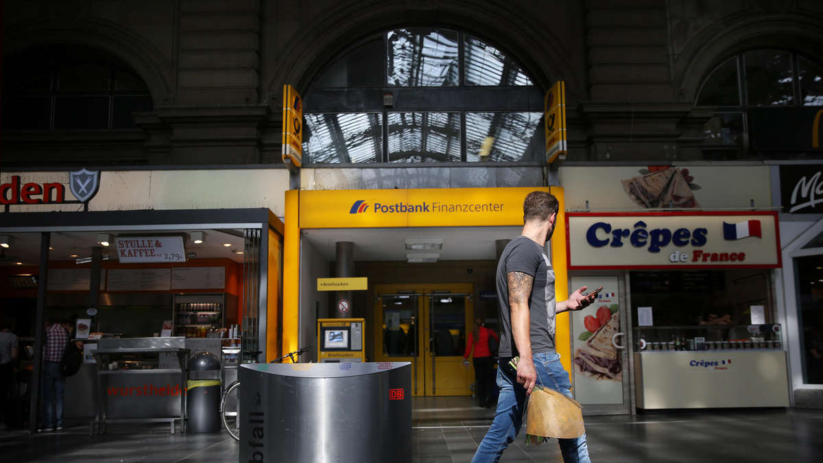 Postbank Hauptbahnhof