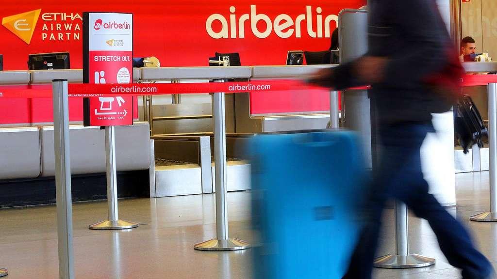 Insolvenz Von Air Berlin Was Reisende Jetzt Wissen Müssen Reise