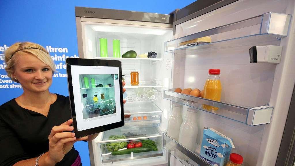 Bosch Kühlschrank Kamera : Wenn digital natives kühlschränke kaufen wohnen