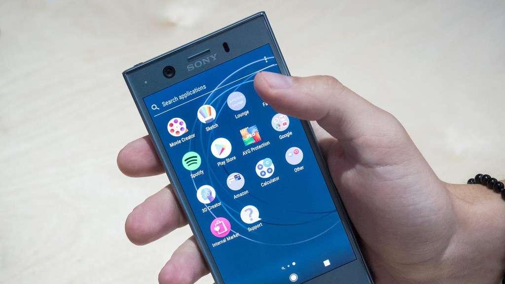 Sony Smartphones Machen 3d Fotos Neuer Actioncam Würfel Wissen
