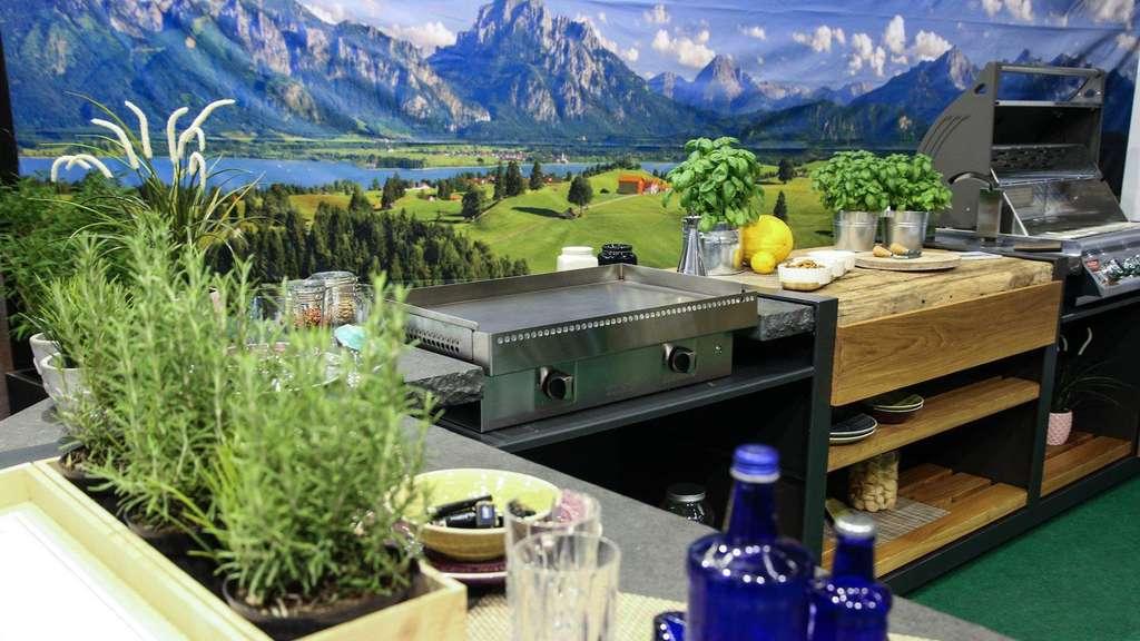 Outdoorküche Mit Spüle Unterschied : Bei outdoorküchen wächst das angebot wohnen