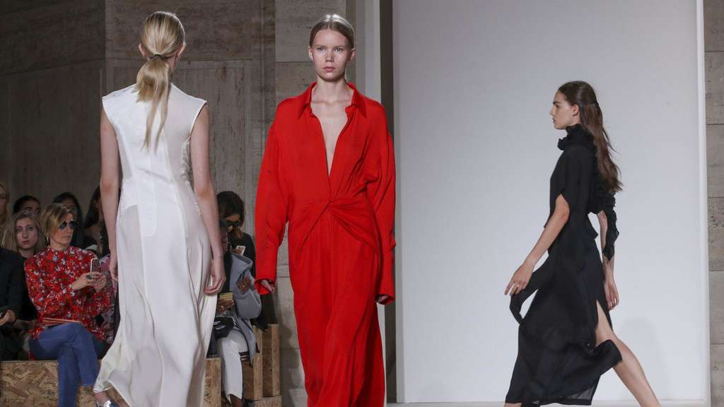 Die Trends der New Yorker Fashion Week