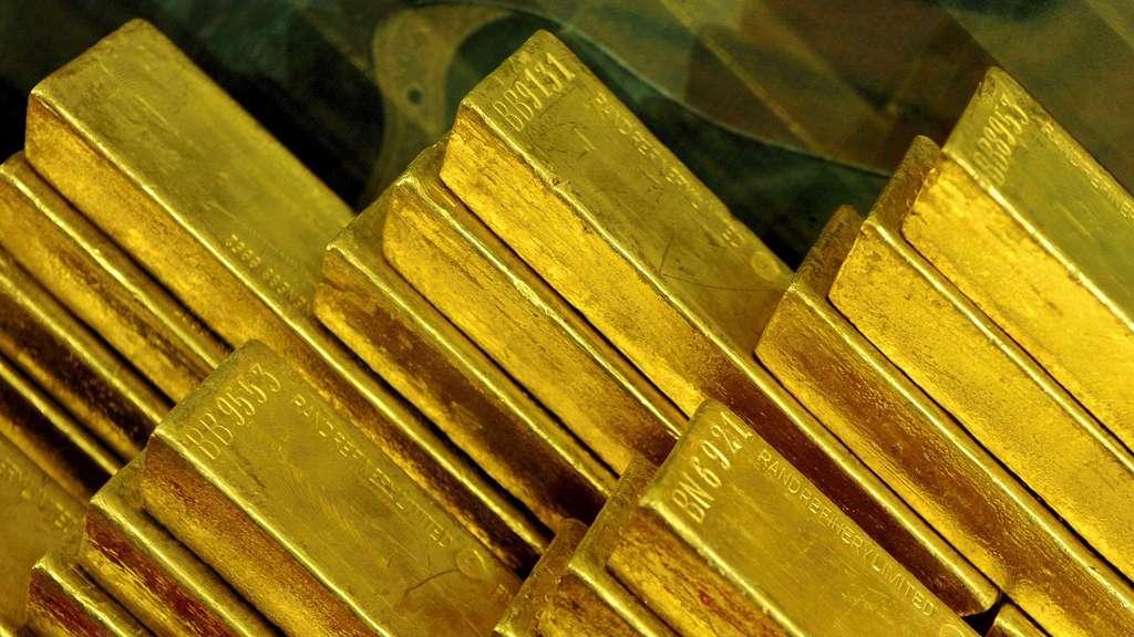 Glanz Für Das Depot So Kaufen Anleger Gold Geld