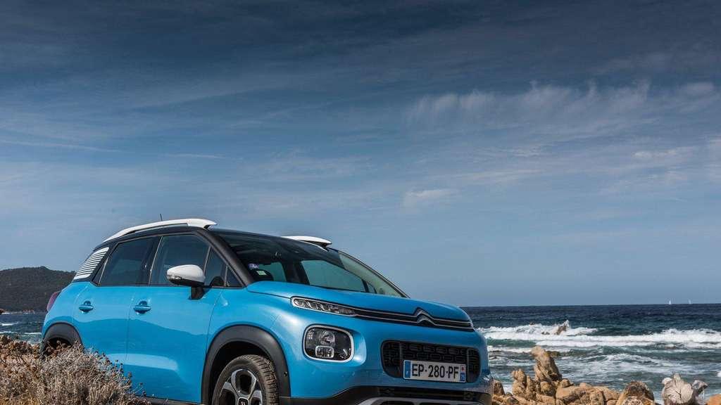 Citroën C3 Aircross Im Test Aufbruch Ins Abenteuerland Auto