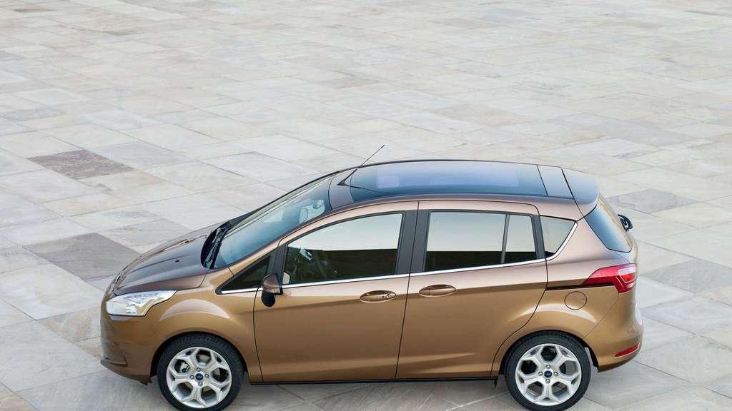 Ford B Max Mängel Sind Meist Mangelware Auto