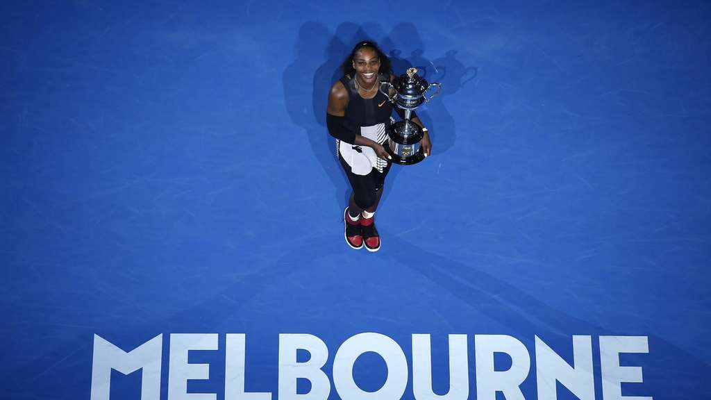 Serena Williams lässt Start bei Australian Open offen