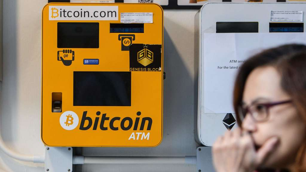 Bitcoins in China unter Druck
